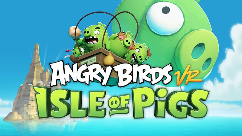 Angry Birds VR 7th Space Dresden