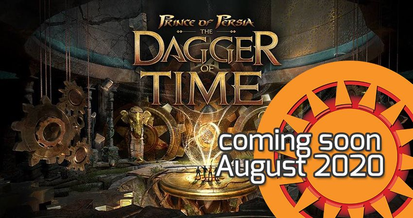 Prince of Persia Dagger of Time Ubisoft coming soon Prince of Persia: The Dagger of Time