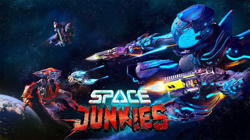 Space Junkies VR 7th Space Oberhausen