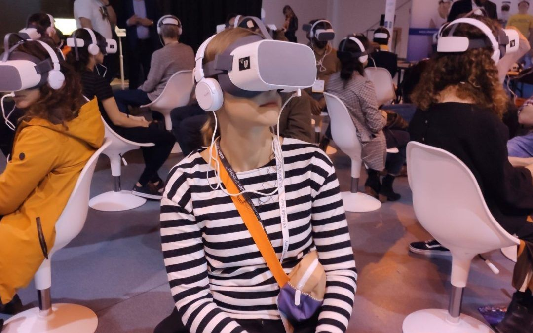 VR Days Amsterdam, IAAPA Expo Paris