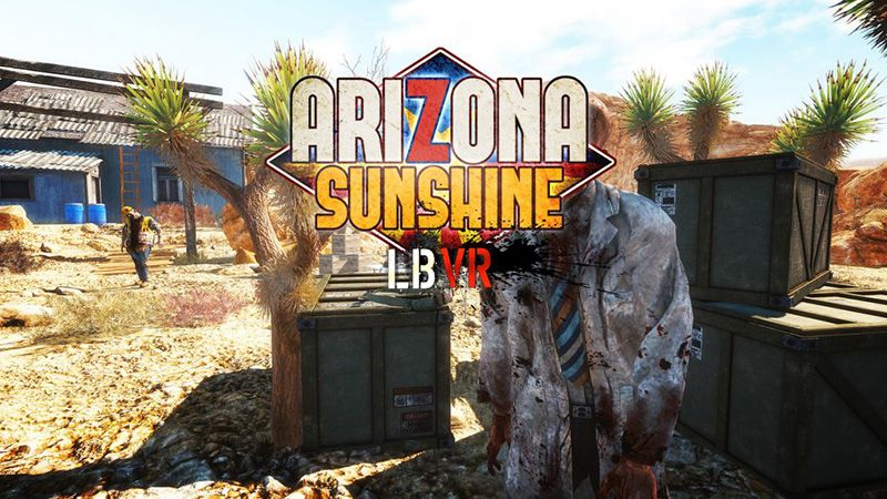 arizona sunshine lbvr horde mode Dresden