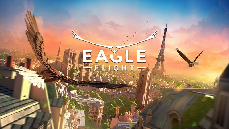 eagle-flight