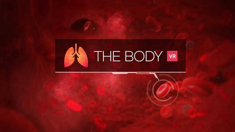 the body vr Dresden
