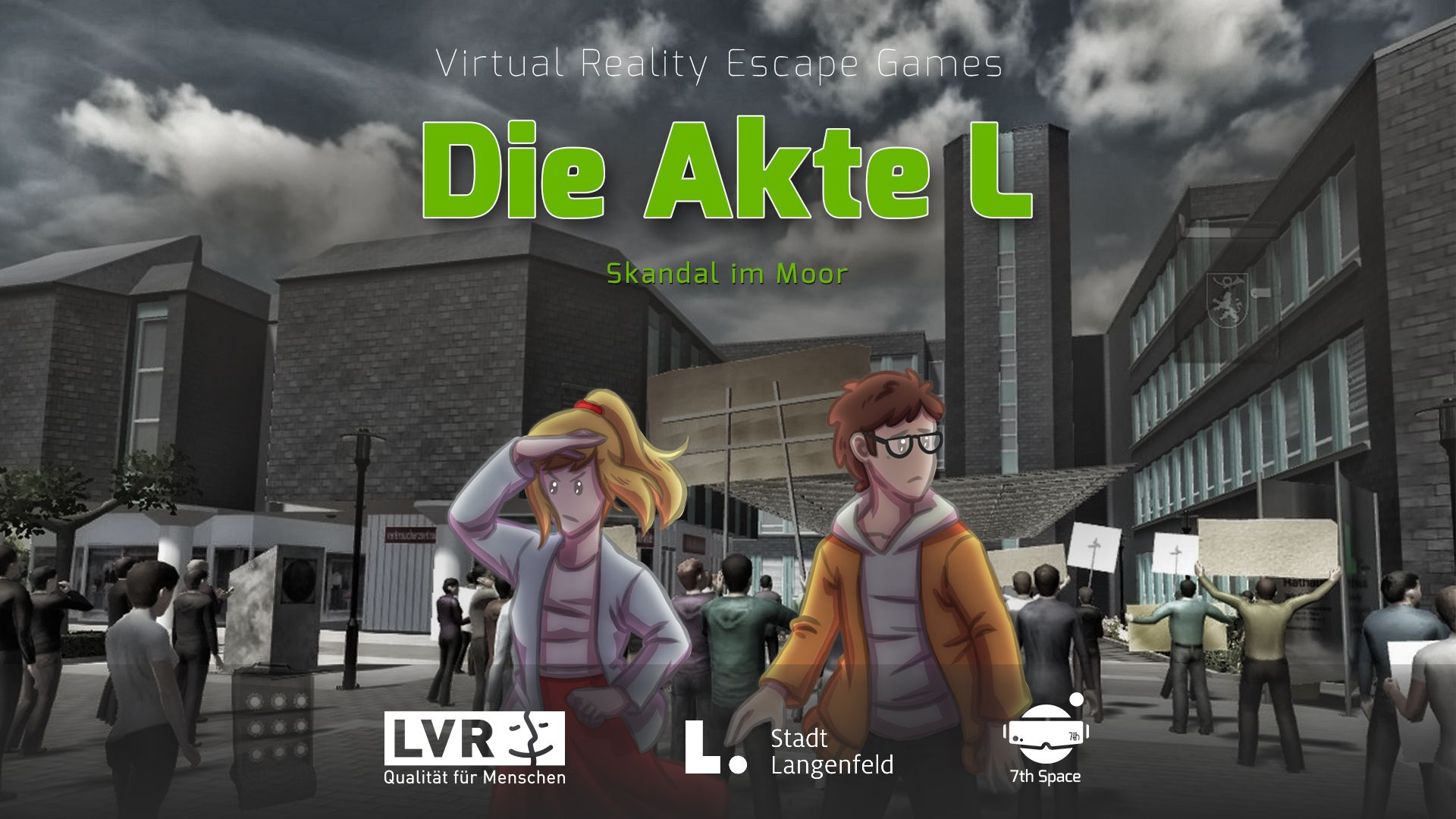 Die Akte L Cover v02 Die Akte L - Ein Umweltthriller Escape Game in VR