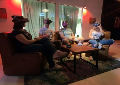 7th space 360 kino oculus go Firmenevents