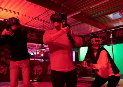 7th space langenfeld vr shooter Fotos Oberhausen