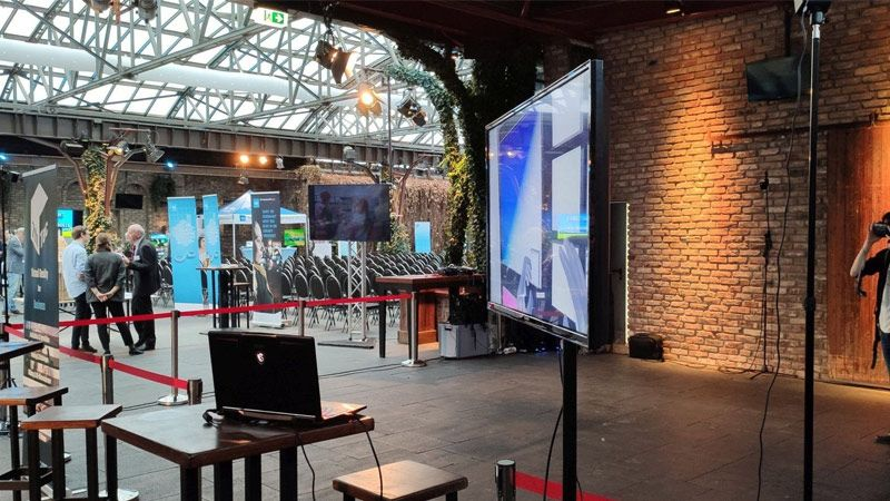 7th Space Firmenevents Partys & Events Düsseldorf