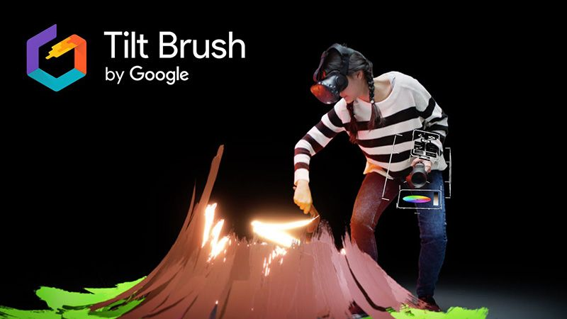 google tilt brush Dresden